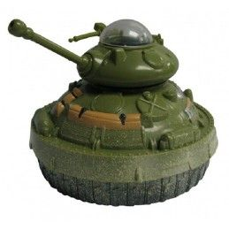 JAZWARES PLANET 51 - MILITARY TANK ACTION FIGURE