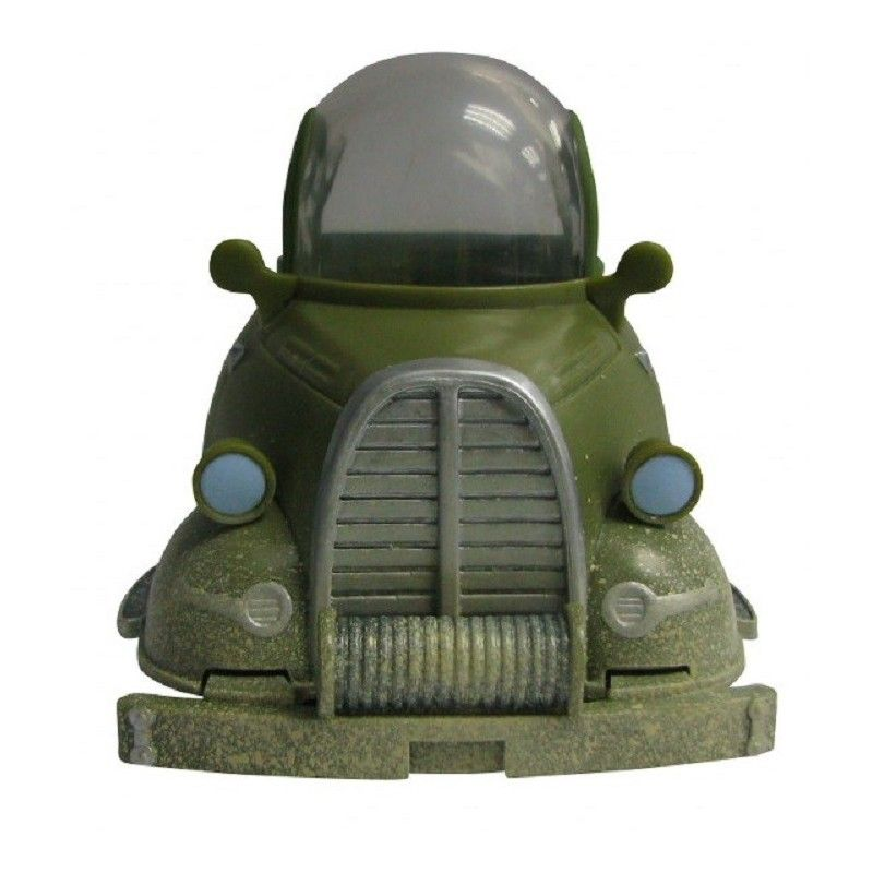 PLANET 51 - MILITARY TRUCK ACTION FIGURE JAZWARES