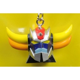 UFO ROBOT GRENDIZER HLPRO HEAD NECKLACE COLLANA