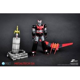 MAZINGER Z METALTECH 06 BLACK VER HLPRO ACTION FIGURE