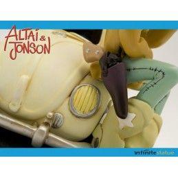 ALTAI AND JONSON DIORAMA