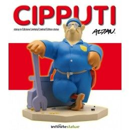 CIPPUTI BY ALTAN 25 CM STATUE FIGURE INFINITE STATUE