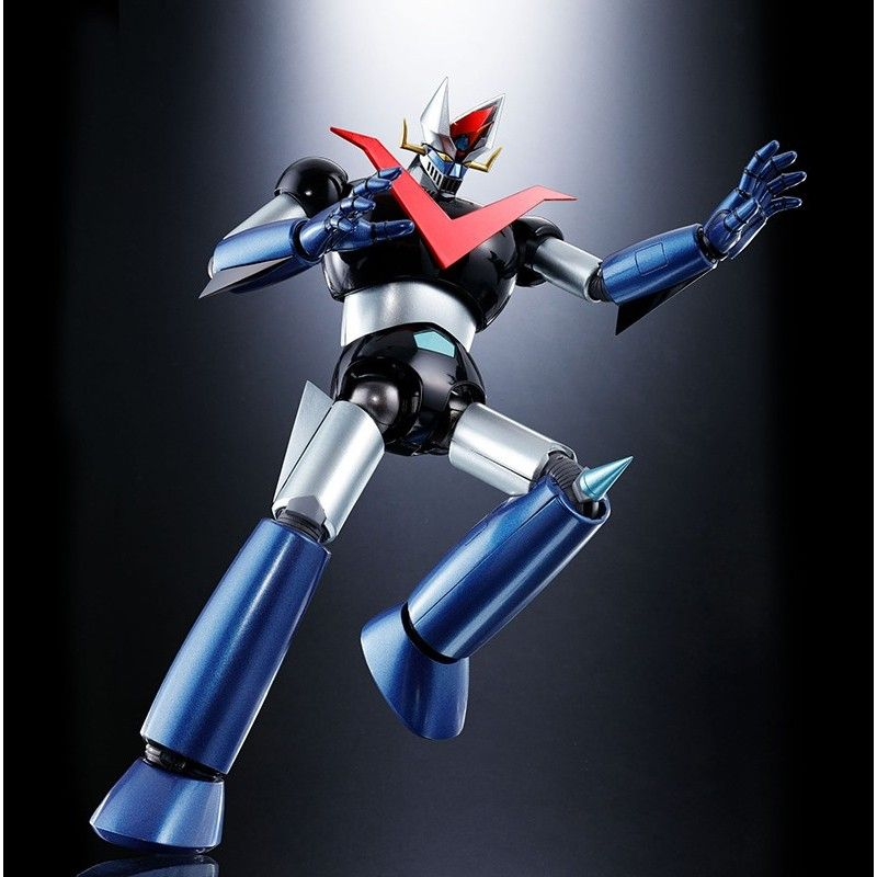 SOUL OF CHOGOKIN GX-73 GREAT MAZINGER DYNAMIC CLASSIC ACTION FIGURE BANDAI
