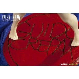 VALENTINA BY GUIDO CREPAX 30 CM LIMITED STATUE FIGURE INFINITE STATUE
