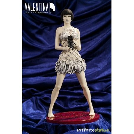 VALENTINA BY GUIDO CREPAX 30 CM LIMITED STATUE FIGURE