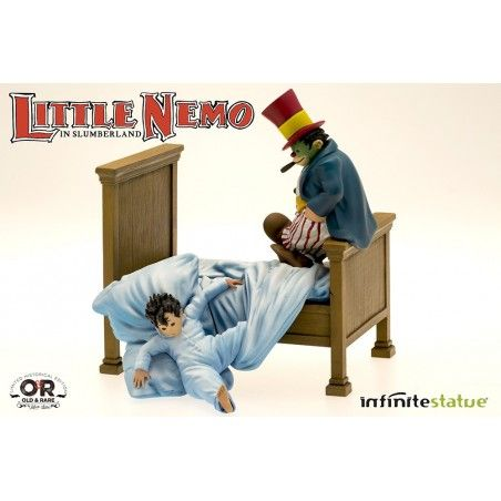 LITTLE NEMO IN SLUMBERLAND STATUE FIGURE