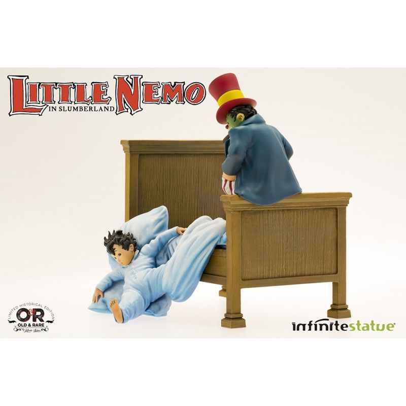 INFINITE STATUE LITTLE NEMO IN SLUMBERLAND STATUE FIGURE