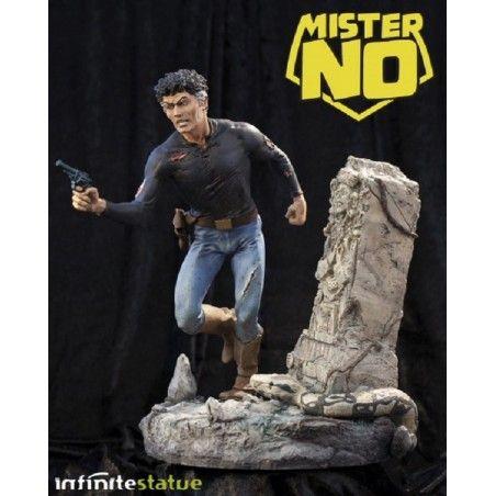 MISTER NO 30 CM STATUE FIGURE