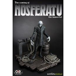 INFINITE STATUE NOSFERATU THE IMMORTAL 36 CM STATUE FIGURE