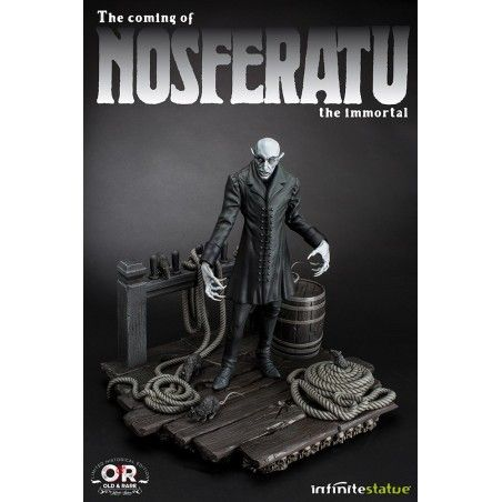 NOSFERATU THE IMMORTAL 36 CM STATUE FIGURE