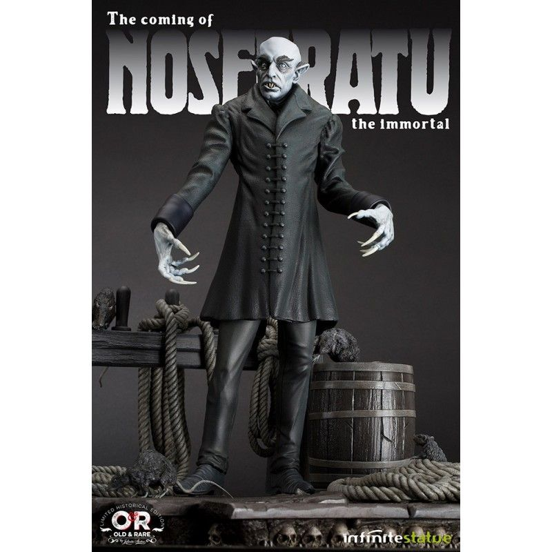 NOSFERATU THE IMMORTAL 36 CM STATUE FIGURE INFINITE STATUE