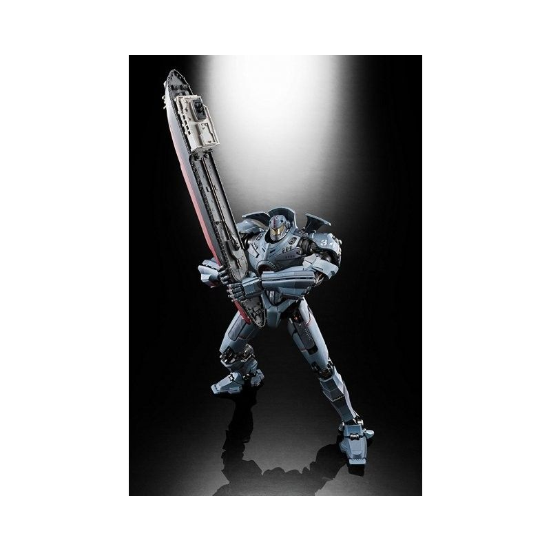 SOUL OF CHOGOKIN GX-77 PACIFIC RIM UPRISING GIPSY DANGER ACTION FIGURE BANDAI