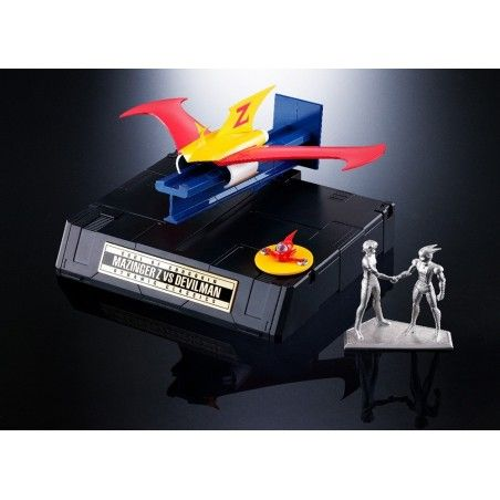 GX-70VS MAZINGER Z VS DC DEVILMAN SET ACTION FIGURE