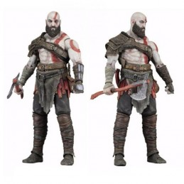 GOD OF WAR 4 - KRATOS ACTION FIGURE