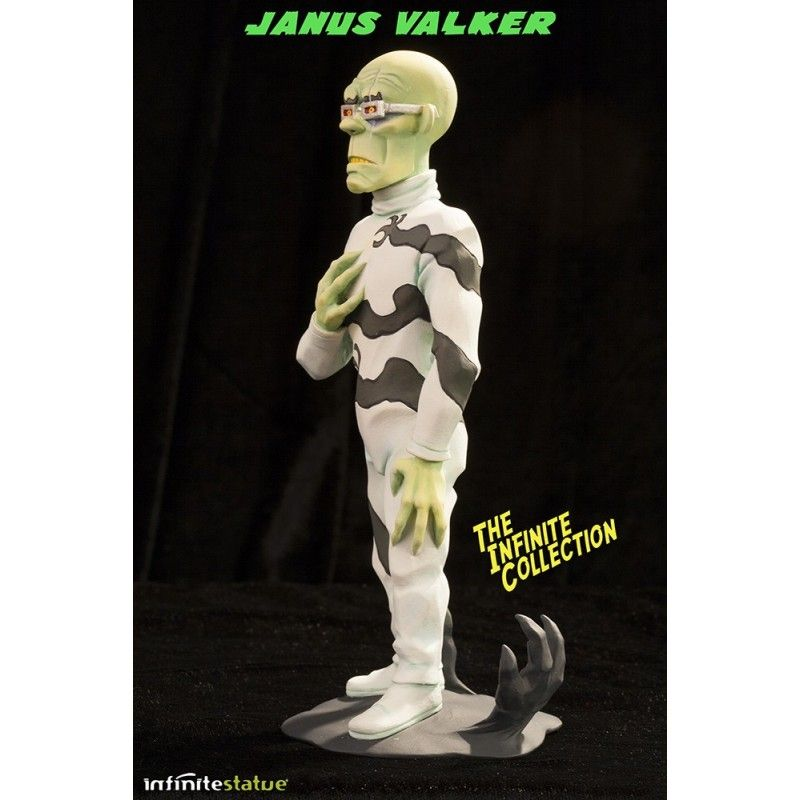RAT-MAN COLLECTION N.3 JANUS VALKER STATUE