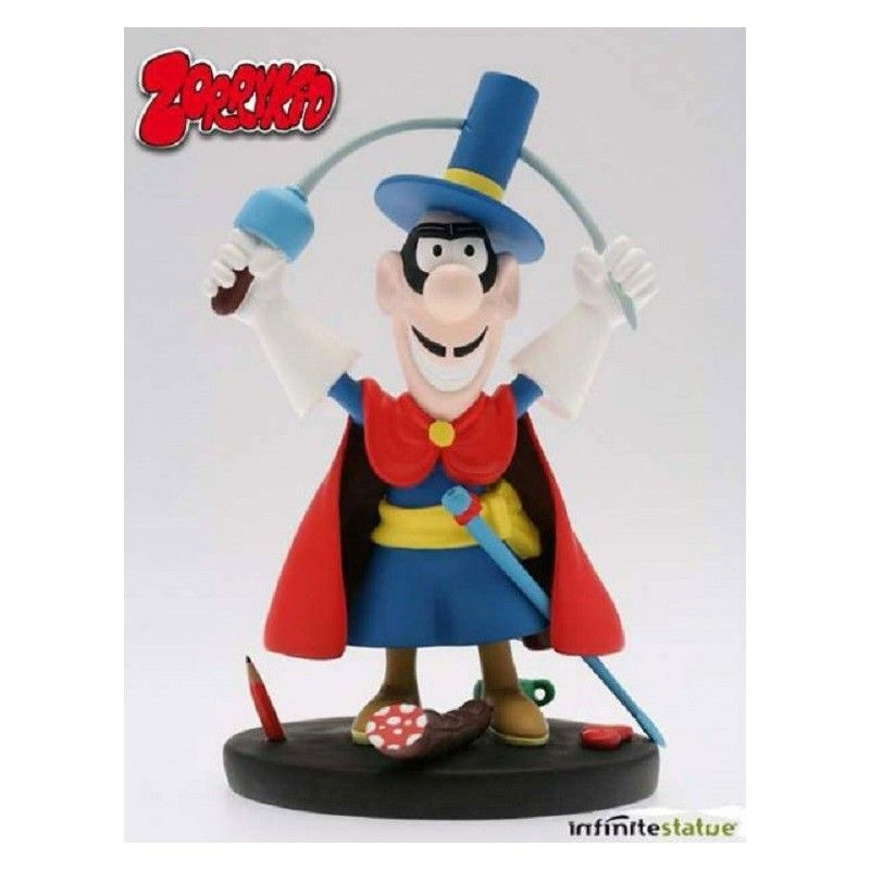 JACOVITTI KID PALOMA ZORRY KID 30CM STATUE FIGURE