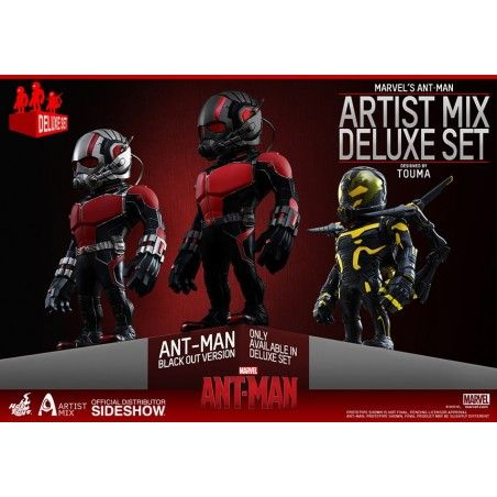 MARVEL ANT-MAN ARTIST MIX DELUXE SET ACTION FIGURE