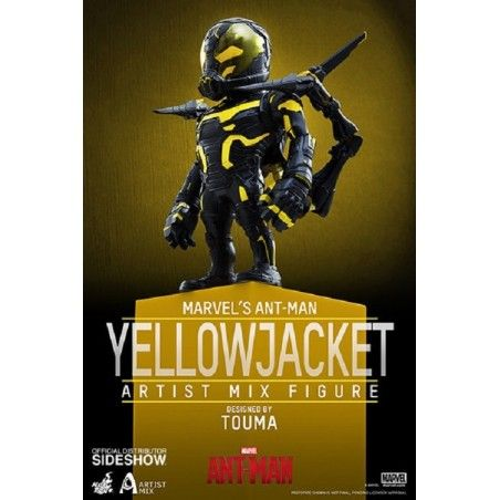 MARVEL ANT-MAN YELLOWJACKET ACTION FIGURE