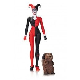DC COLLECTIBLES DC DESIGNERS SERIES CONNER TRADITIONAL HARLEY QUINN ACTION FIGURE