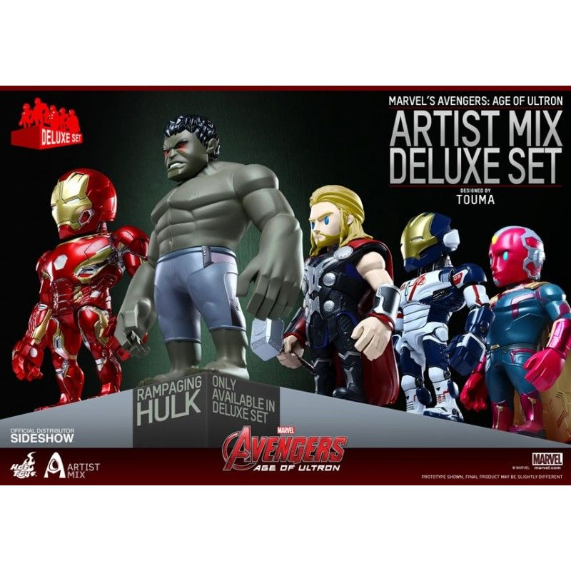HOT TOYS AVENGERS AGE OF ULTRON - ARTIST MIX SERIES 2 ACTION FIGURE