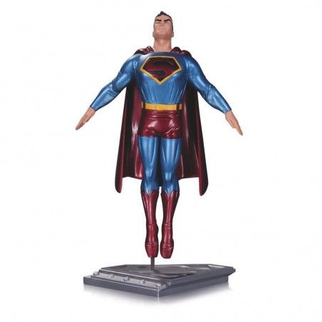 DC COMICS SUPERMAN THE MAN OF STEEL BY DARWIN COOKE STATUE