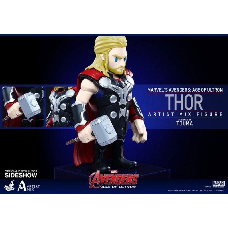 HOT TOYS AVENGERS AGE OF ULTRON - ARTIST MIX SERIES 2 THOR ACTION FIGURE