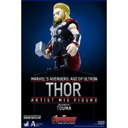 AVENGERS AGE OF ULTRON - ARTIST MIX SERIES 2 THOR ACTION FIGURE HOT TOYS