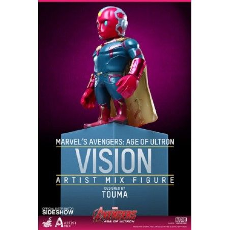 AVENGERS AGE OF ULTRON - ARTIST MIX SERIES 2 VISION ACTION FIGURE
