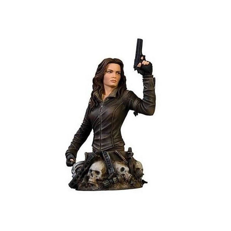 TERMINATOR SALVATION BLAIR WILLIAMS BUST STATUE FIGURE DC COLLECTIBLES