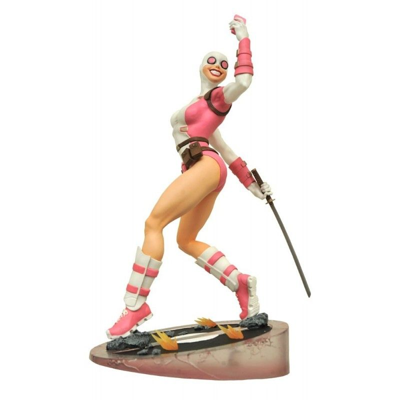 MARVEL GALLERY - GWENPOOL FIGURE STATUE DIAMOND SELECT