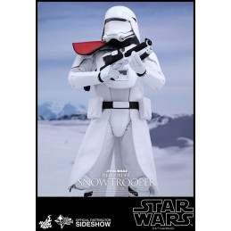 """STAR WARS FIRST ORDER SNOWTROOPERS SET 12"""" ACTION FIGURE HOT TOYS"""