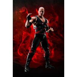 BANDAI WWE KANE S.H. FIGUARTS ACTION FIGURE