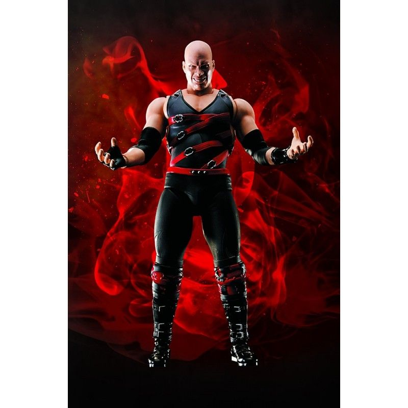 WWE KANE S.H. FIGUARTS ACTION FIGURE