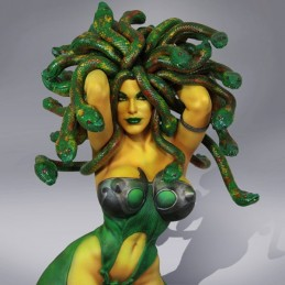 HEAVY METAL - MEDUSA 60 CM STATUE FIGURE HOLLYWOOD COLLECTIBLES