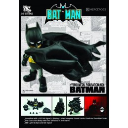 DC COMICS BATMAN HYBRID METAL FIGURATION ACTION FIGURE