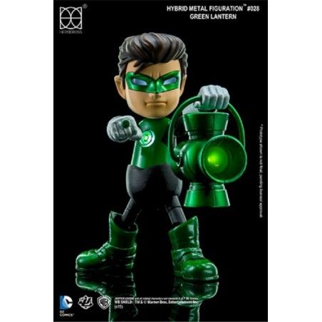 JUSTICE LEAGUE - GREEN LANTERN HYBRID METAL FIGURATION ACTION FIGURE