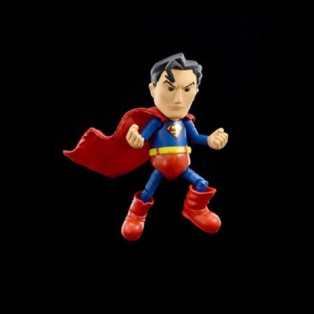 JUSTICE LEAGUE - SUPERMAN HYBRID METAL FIGURATION ACTION FIGURE