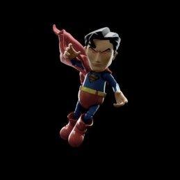 HEROCROSS JUSTICE LEAGUE - SUPERMAN HYBRID METAL FIGURATION ACTION FIGURE