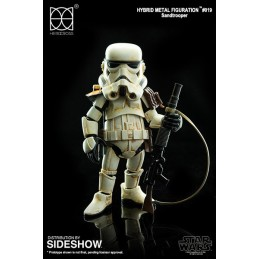 STAR WARS - SANDTROOPER HYBRID METAL FIGURATION ACTION FIGURE HEROCROSS