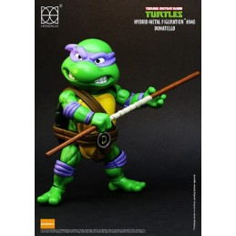 TEENAGE MUTANT NINJA TURTLES - DONATELLO HYBRID METAL FIGURATION ACTION FIGURE HEROCROSS