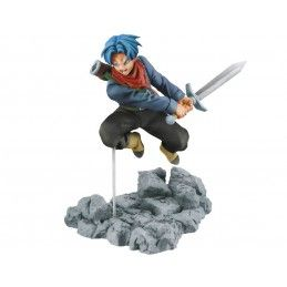 BANPRESTO DRAGON BALL SUPER - TRUNKS SOUL X SOUL STATUE FIGURE