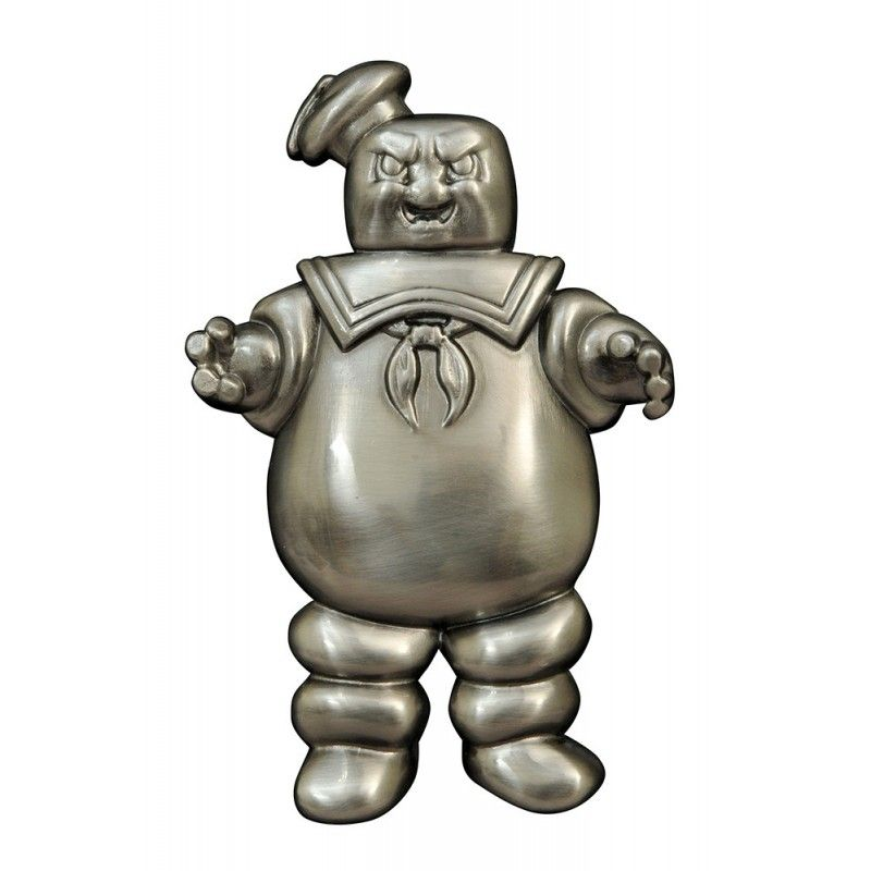 GHOSTBUSTERS ANGRY STAYPUFT BOTTLE OPENER APRIBOTTIGLIE FIGURE