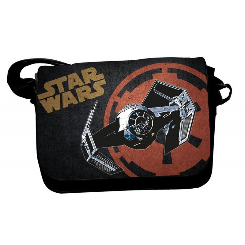 SD TOYS STAR WARS TIE ADVANCED MAILBAG - BORSA A TRACOLLA