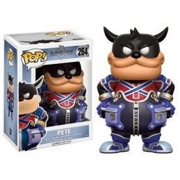 FUNKO POP! KINGDOM HEARTS - PETE BOBBLE HEAD KNOCKER FIGURE