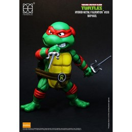 TEENAGE MUTANT NINJA TURTLES RAFFAELLO HYBRID METAL FIGURATION ACTION FIGURE HEROCROSS