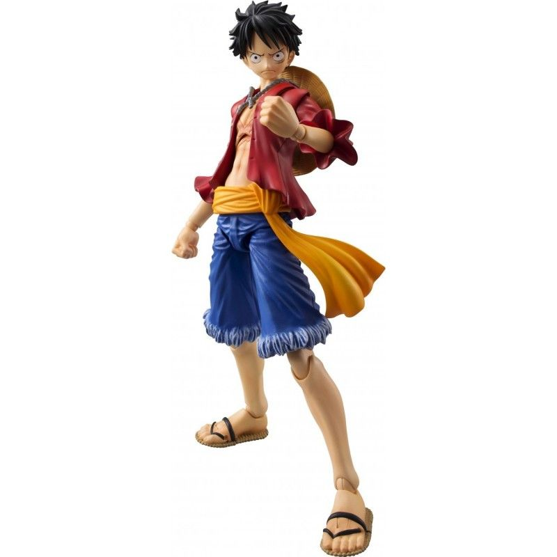 MEGAHOUSE ONE PIECE VARIABLE ACTION HEROES LUFFY ACTION FIGURE