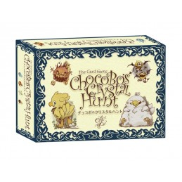 CHOCOBOS CRYSTAL HUNT THE CARD GAME GIOCO DA TAVOLO