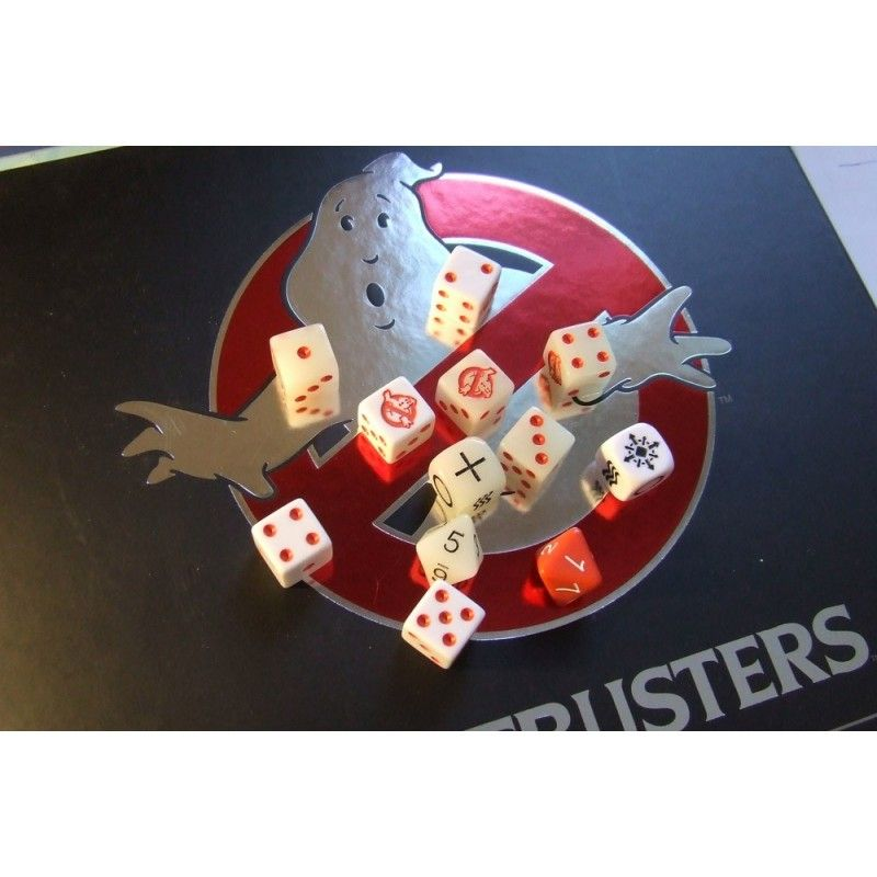 GHOSTBUSTERS - THE BOARD GAME GIOCO DA TAVOLO ITALIANO