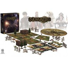 NOVA AETAS CORE GAME BOARDGAME GIOCO DA TAVOLO INGLESE ENGLISH