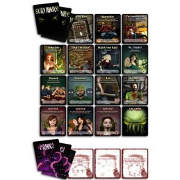 STAY AWAY REVISED EDITION BOARDGAME GIOCO DA TAVOLO ITALIANO
